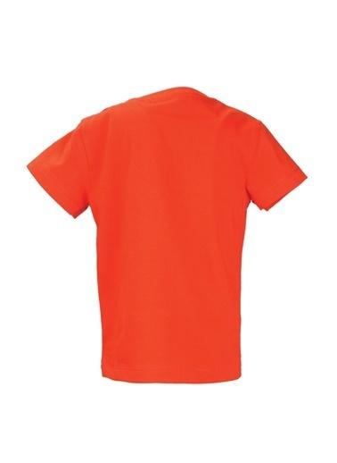 Mininio Kırmızı Ahtapot Baskılı T-Shirt (9ay-4yaş) Kırmızı Ahtapot Baskılı T-Shirt (9ay-4yaş) Kırmızı
